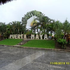 Cozumel, Mexico - Started out rainy