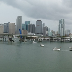 Miami, Florida - Downtown Miami, Bayfront