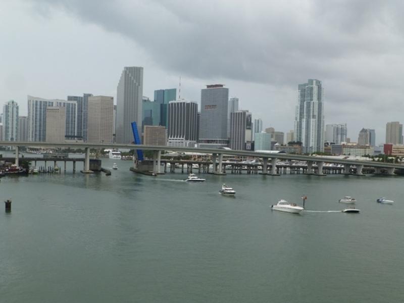 Miami, Florida - Downtown Miami, Bayfront