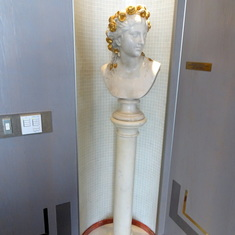 Bust in Suite