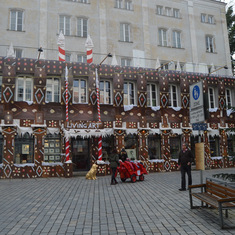 Passau Christmas Decorations