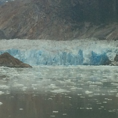 South Sawyer Glacier Closeup!!!