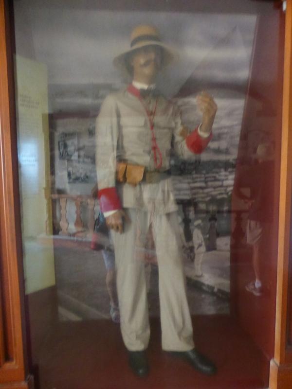El Moro Fort Exhibit - Carnival Liberty