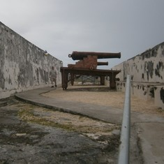 Nassau, Bahamas - Fort Charlotte