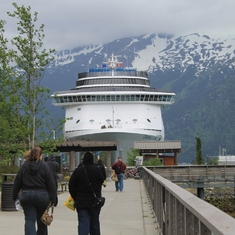 Skagway, Alaska - Skagway, AK May 2014