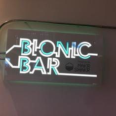Bionic Bar on Anthem of the Seas