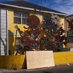 Junkanoo Headquarters, Nassau