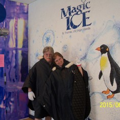 Magic Ice ice bar.