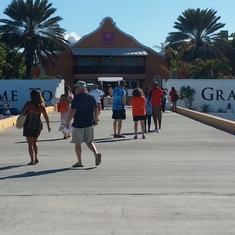 Grand Turk Island - Arriving Grand Turks