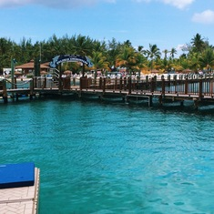 Blue Lagoon in Nassau