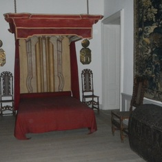 Master bedroom Kronborg