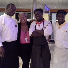 Wonderful Late Nite Oceans Cafe Staff