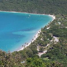Charlotte Amalie, St. Thomas - Megan's Bay