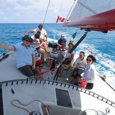 yacht sailing regatta