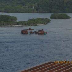 Mahogany Bay, Roatan, Bay Islands, Honduras - Isla Roatan