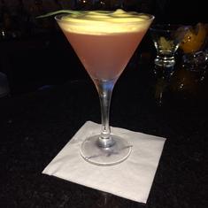 The 20-Year Martini at Molecular Bar