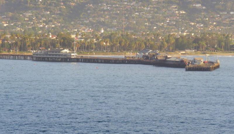 Santa Barbara, California - Pier