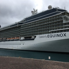Equinox in St. Thomas