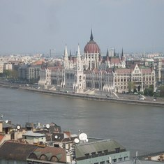 Budapest, Hungary - Budapest - Parliment Building