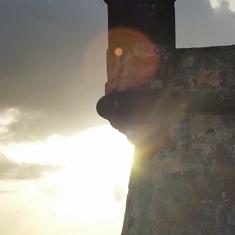 Morro Castle , Old San Juan, PR