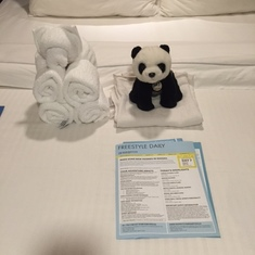 Turndown Service each night