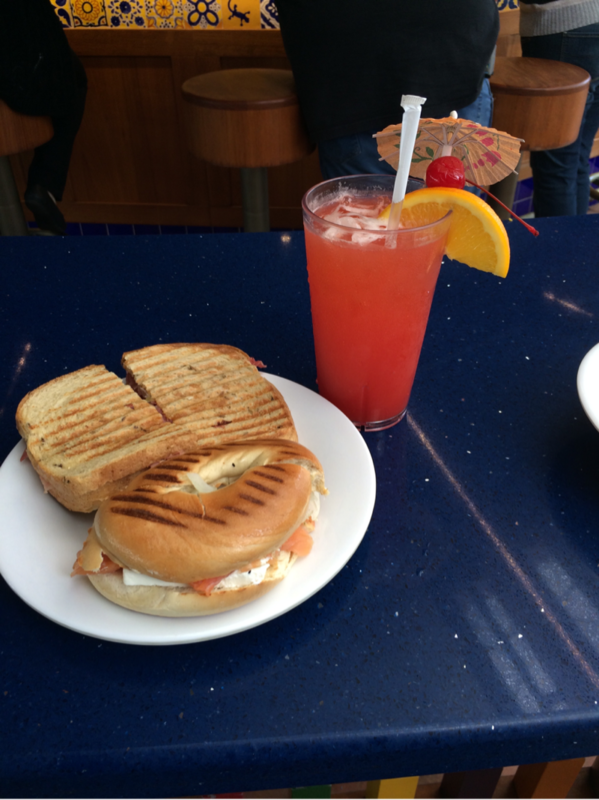 Carnival Breeze, Dining, Lido Marketplace