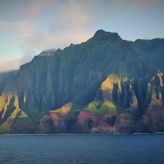 Nawiliwili, Kauai - You can see this place in the Jurrassic World movie