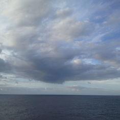 Sky line Beauty.