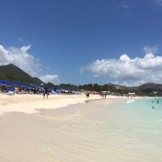 Oriental Beach, St Maarten