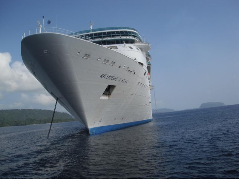 Rhapsody In Champane Bay - Rhapsody of the Seas