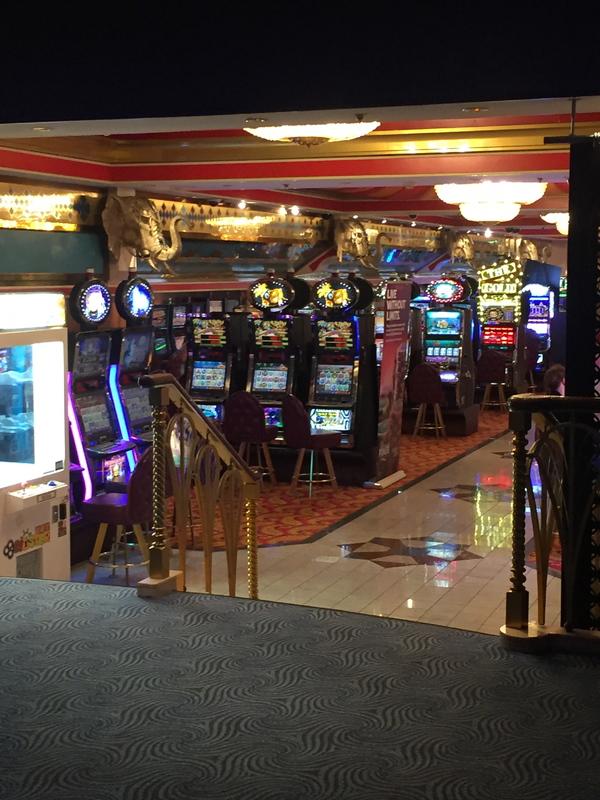 Casino - Norwegian Spirit