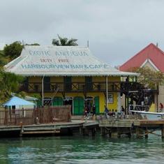 Antigua shopping