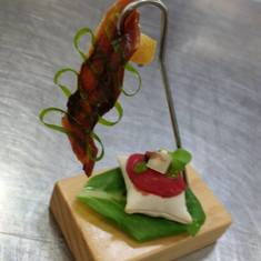 unusual appetizer