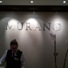 Murano Restaurant on Celebrity Silhouette