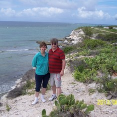 Grand Turk Island - Dune buggy excursion in Grand Turk.