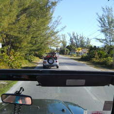 Freeport Jeep Tour