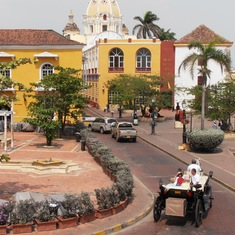 Old Town, Cartagena, Columbia