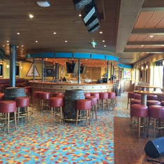 EA Sports Bar - Carnival Sunshine