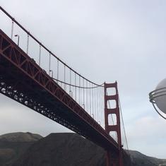 Leaving San Fran