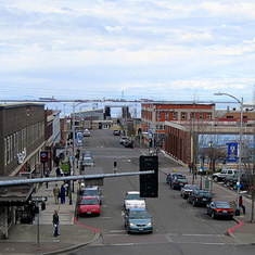 Port Angeles, Washington - Downtown