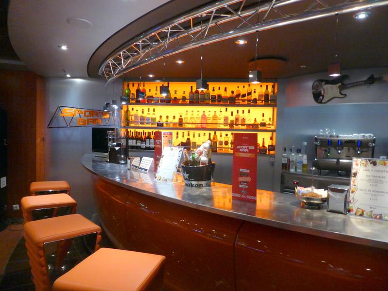 Sports Bar - MSC Divina