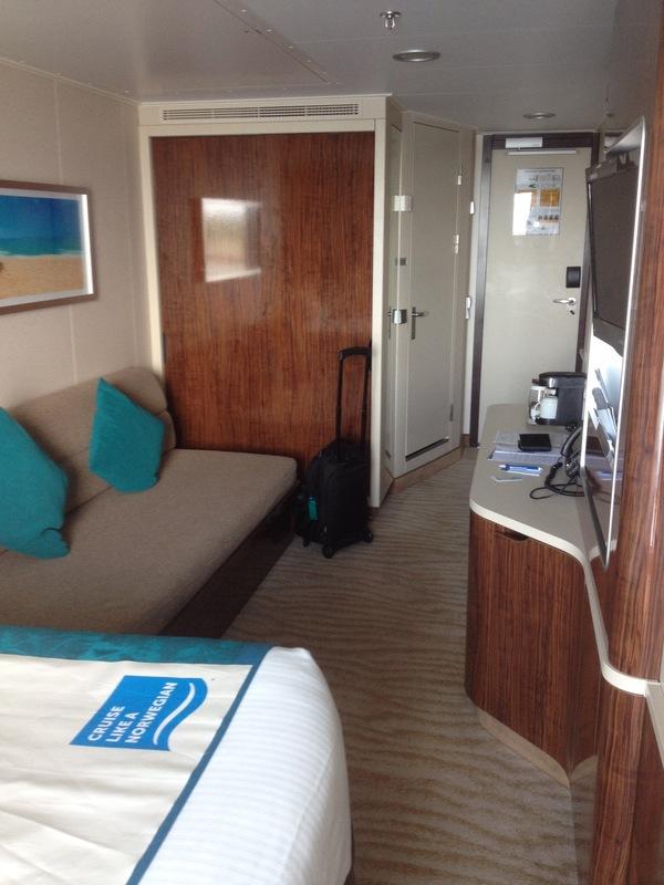 Balcony Cabin - Norwegian Getaway