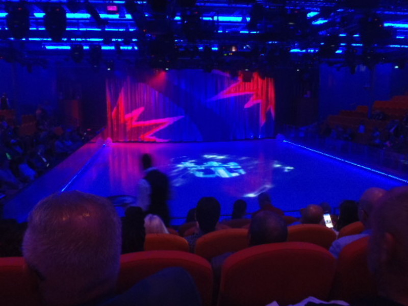Ice show - Oasis of the Seas