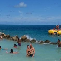 snorkel bay