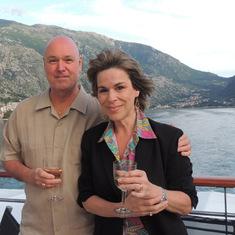 Kotor, Montenegro - Aboard Tere Moana in Kotor, Montenegro
