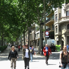 Barcelona, Spain - Walkable and Beautiful Barcelona