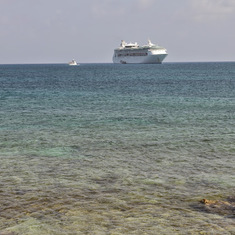 Cococay (Cruiseline's Private Island) - Tendered in Coco Cay
