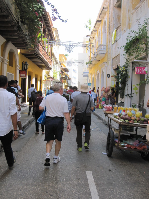 Cartagena, Colombia - Streets of Cartagena