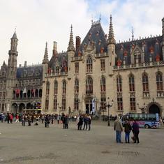 Beautiful Bruges Centre