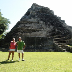 Costa Maya (Mahahual), Mexico - A little smaller than in Egypt